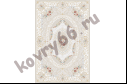 Ковёр ANGEL 003 CREAM/CREAM 2.0*4.0 Овал